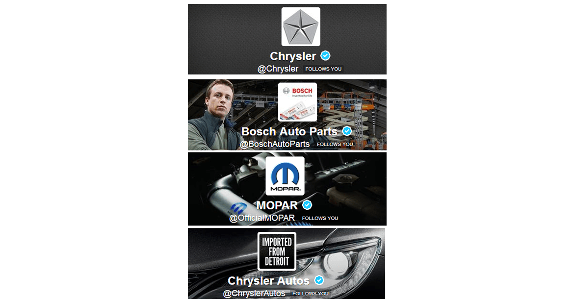 BMW auto dealers love MXS Solutions for managing their Social Media accounts.
