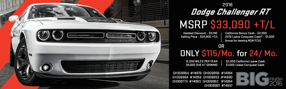 Dodge Car dealers use MXS Solutions for managing their websites.