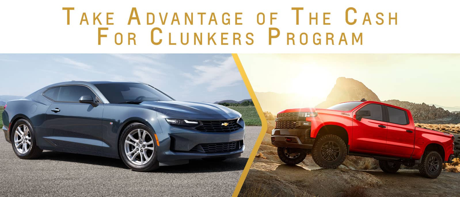 Bradley Chevrolet Cash For Clunkers